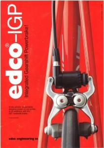 edco油圧ブレーキ1993